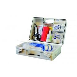 Trousse de secours Médecine du Travail ABS Dimensions 320 x 220 x 125 mm - 252458