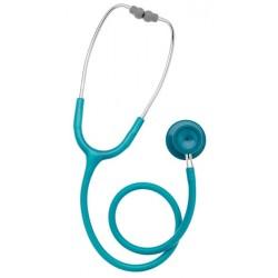 Stéthoscope DUAL PULSE Couleur Vert Lagon en Alliage de Zinc Chromé - 507428