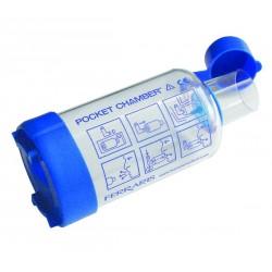POCKET CHAMBER chambre d'inhalation universelle de poche-FER008