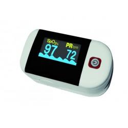 Oxymètre de pouls Simple et pratique sans cable mesure la SPO2 et le pouls - 2320000