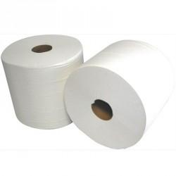 2 bobines ouate essuyage industriel 2x18g/m² - 2 plis - 1000 formats 24x30cm - G905LSM