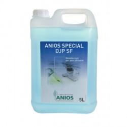 Désinfectant Surfaces et Matériel Anios spécial DJP SF Bidon 5 L -  1574034