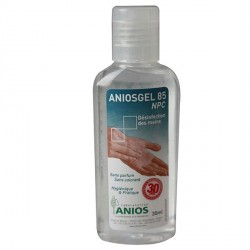 Gel Hydroalcoolique Aniosgel 85 NPC  30 ml , 75 ml , 100 ml, 300 ml, 500 ml , 1 L -1847651