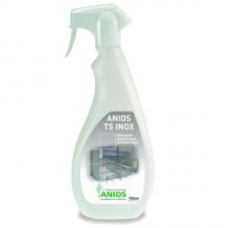 Nettoyant et Désinfectants Anios TS INOX Pour les surfaces en inox et Acier -2437241
