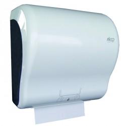 DISTRIBUTEUR MURAL à découpe automatique pour rouleaux essuie-mains continus-LH11AOP