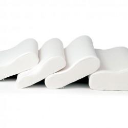 TAIE SUPPLÉMENTAIRE 100% coton Pour oreiller anatomique SISSEL PLUS-1013