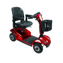 Scooter Leo  avec 4 roues - Assise pivotante et réglable en hauteur - 1579428