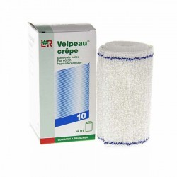 Bandes Velpeau® Crêpe HB 4 m x 5 cm - 32400