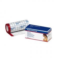 Film Adhesif Hypafix® transparent 2 m x 10 cm Boite d'un rouleau - 7237804
