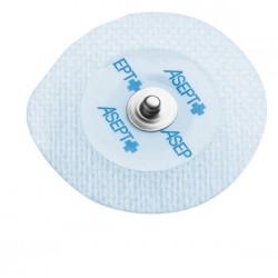 Electrode prégélifiée  textile Ovale Ø 50mm 1 sachet de 1200 electrodes ovales - 250556