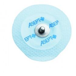 Electrode prégélifiée  textile Ronde Ø 45mm 1 sachet de 60 electrodes - 250557