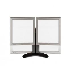 Négatoscope Extra plat LED Weiko 1 écran dim. 36 x 42 cm - NSL1V AP