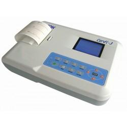 Electrocardiographe Cardi-3 pour les ECG ambulatoires -  CC6383000