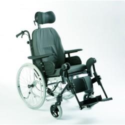 Fauteuil de confort manuel en acier à châssis pliant Rea™ Clematis® S Visco - 1560863